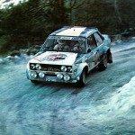 Walter Rohrl - Christian Geistdorfer, Fiat 131 Abarth, 1st