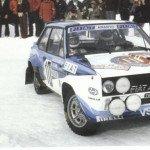 Walter Rohrl - Christian Geistdorfer, Fiat 131 Abarth, 1stc