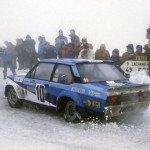 Walter Rohrl - Christian Geistdorfer, Fiat 131 Abarth, 1ste