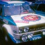 Walter Rohrl - Christian Geistdorfer, Fiat 131 Abarth, 1stp