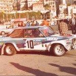 Walter Rohrl - Christian Geistdorfer, Fiat 131 Abarth, 1str