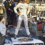 Walter Rohrl - Christian Geistdorfer, Fiat 131 Abarth, 1stt