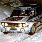 Walter Rohrl - Christian Geistdorfer, Fiat 131 Abarth, 1stu